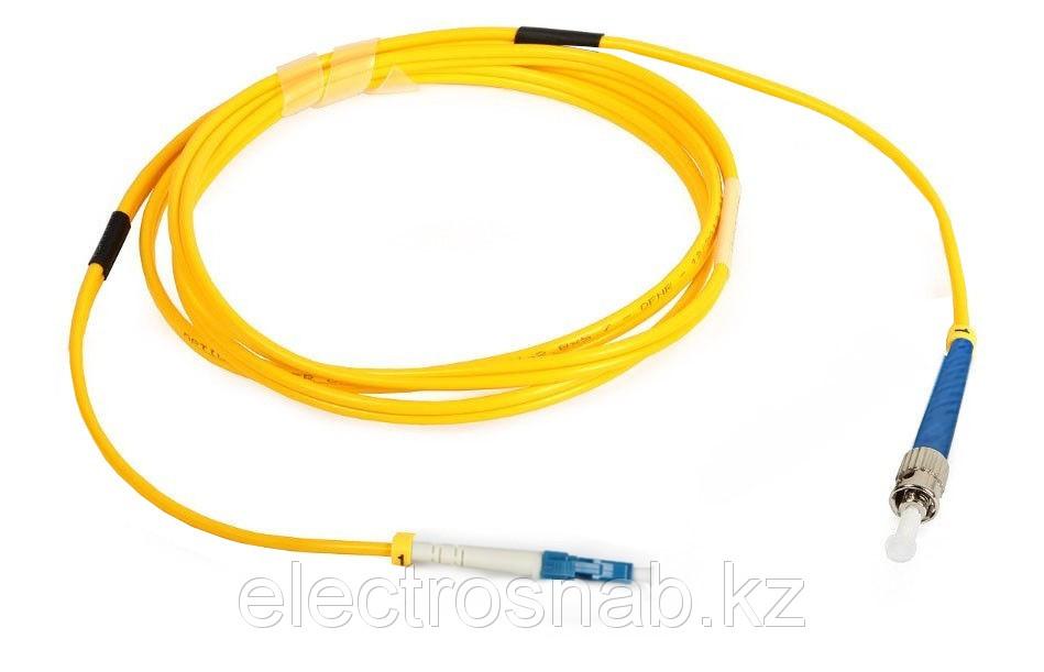 Оптический патчкорд ST/UPC-LC/UPC Simplex SM