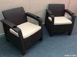"""Мебель для сада и кафе """"Yalta Double Set"""""""