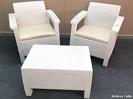 "Мебель для сада и кафе ""Yalta Balcony Set"""