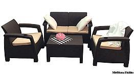 """Мебель для сада и кафе """"YaltaTerrace Set"""""""