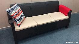 "Мебель для сада и кафе ""Yalta Sofa 3 Seat"""