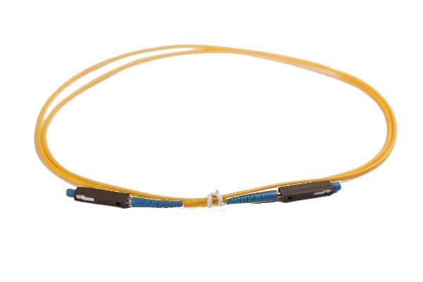Оптический патчкорд MU/UPC-MU/UPC Simplex SM