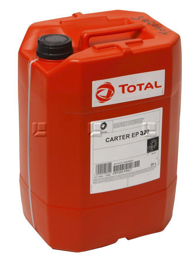 TOTAL CARTER EP-320 редукторное масло 20л.