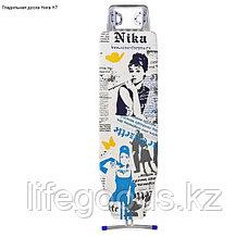 """Гладильная доска """"Nika 7"""" с полкой для белья, Ника Н7, фото 2"""