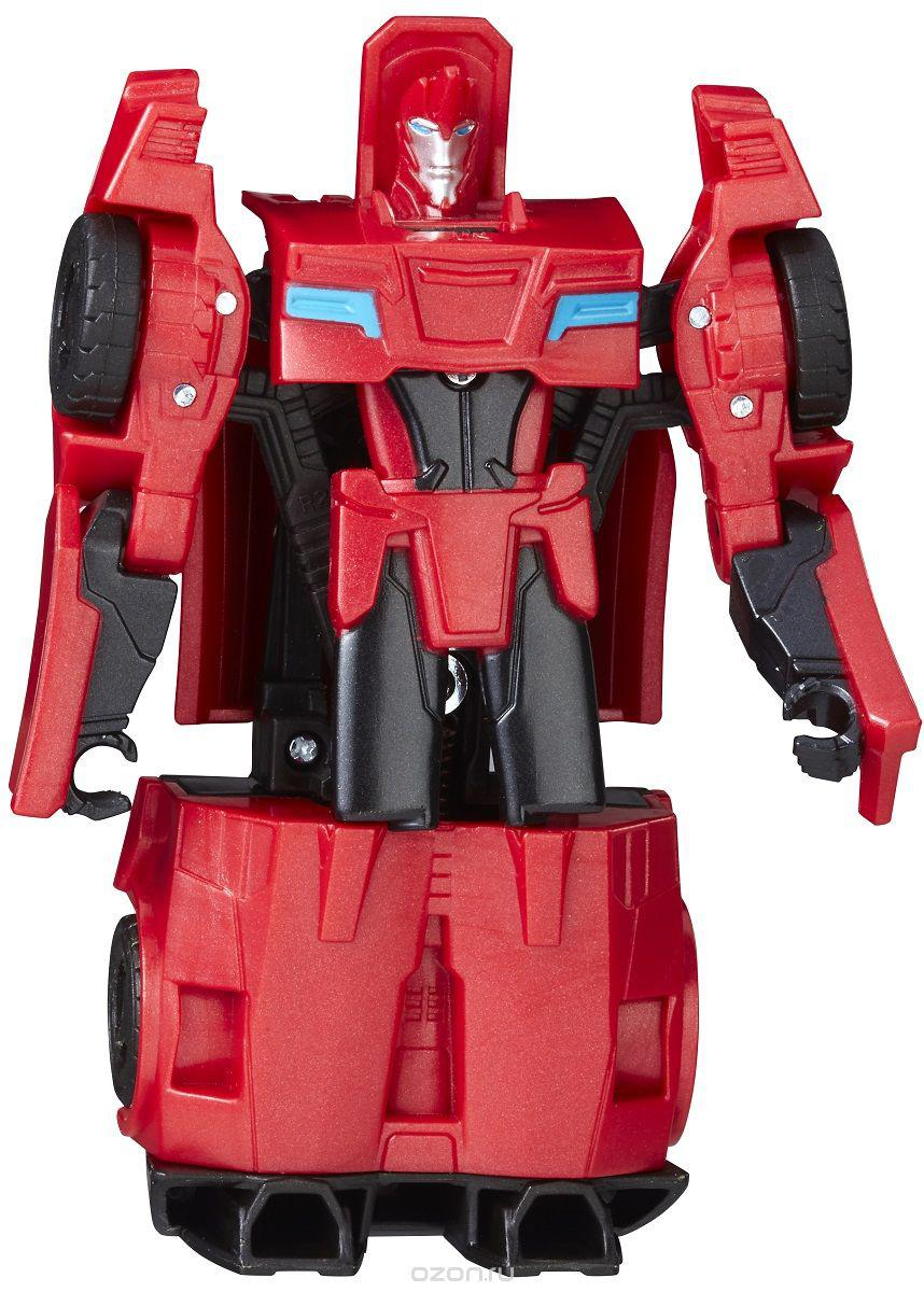 """Hasbro Трансформеры """"Роботы под прикрытием"""" - Сайдсвайп, 10 см"""