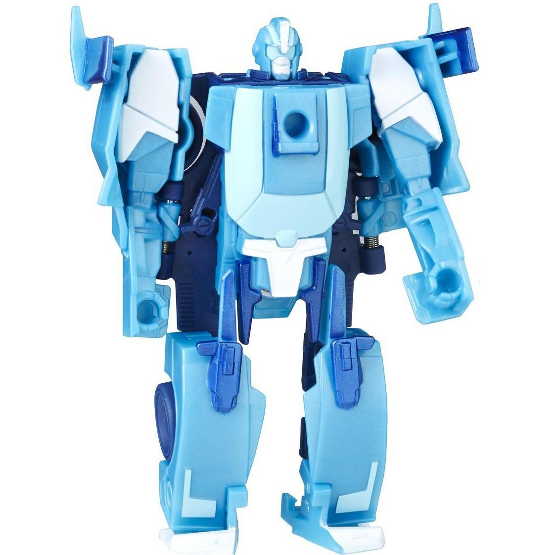 """Hasbro Трансформеры """"Роботы под прикрытием"""" - Блюрр, 10 см"""