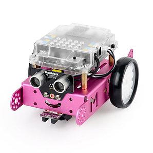 Робот Конструктор Makeblock mBot V1.1-Розовый (версия Bluetooth) 90107