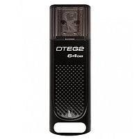 USB Флеш 64GB 3.1 Kingston DTEG2/64GB металл