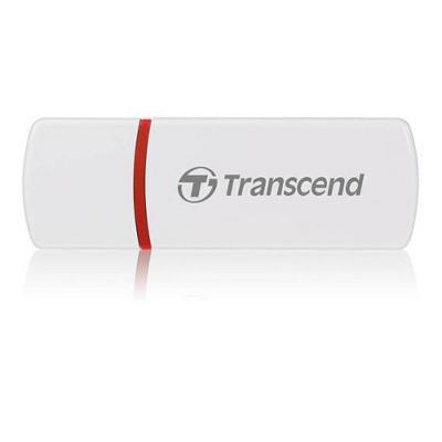 Картридер Transcend TS-RDP5W белый