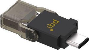 Кардридер PQI Type C Connect 312