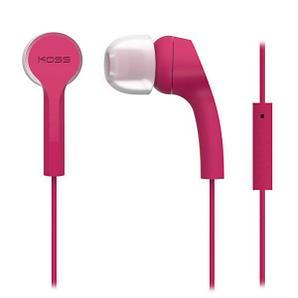Наушники-вкладыши Koss KEB9iP розовый