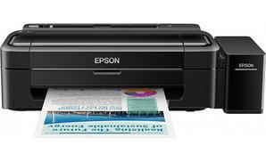 Принтер Epson L312 фабрика печати