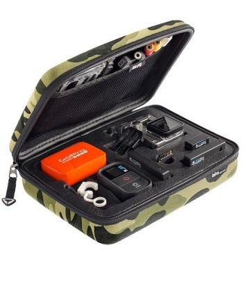 Кейс GoPro SP 52093 (POV Case Elite Camo, расцветка камуфляж, размер M)