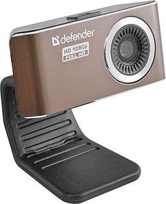 Веб камера Defender G-LENS 2693 черный