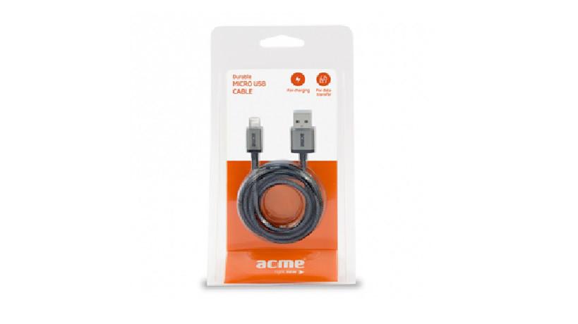 Кабель Apple Acme Lightning CB03