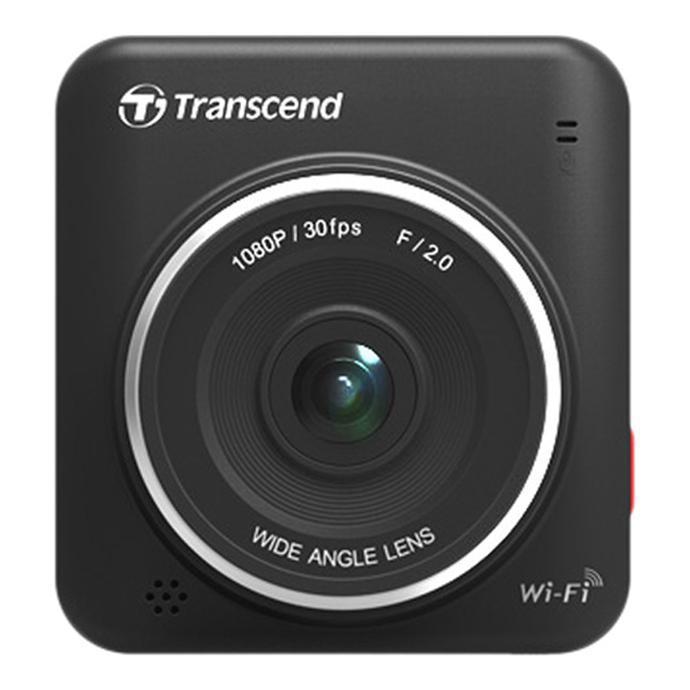 Видеорегистратор Transcend DrivePro 200 черный
