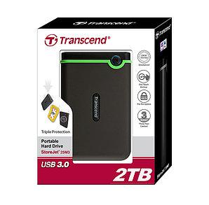 Внешний жесткий диск 2,5 2TB Transcend TS2TSJ25M3