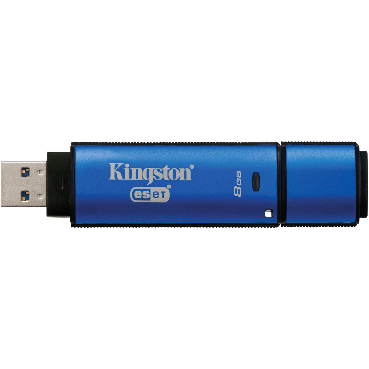 USB Флеш 8GB 3.0 Kingston DTVP30AV/8GB