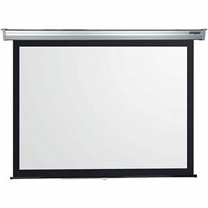 """Экран моторизованный Mr.Pixel 49"""" x 87"""" (1.24 x 2.21) с черной рамкой"""