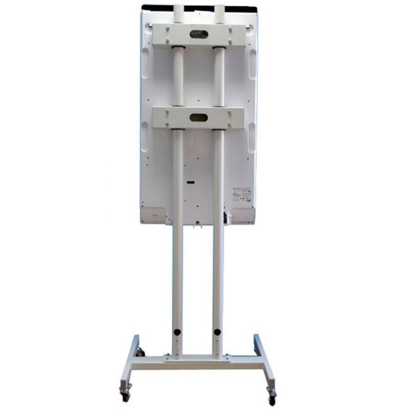 Стойка напольная HMC-KAPP для SMART Kapp 42; на основе настенного крепления; состоит из 2 мест