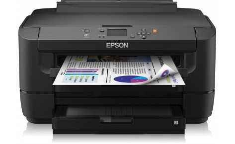 Принтер Epson WorkForce WF-7110DTW