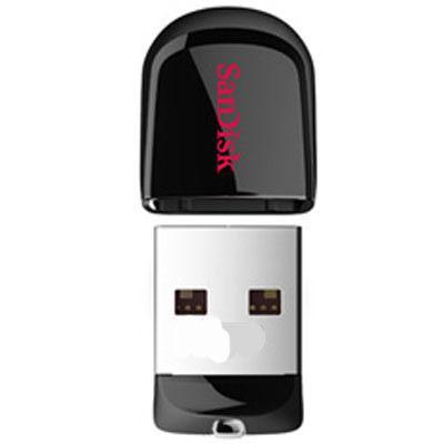 USB Флеш 16GB 2.0 SanDisk SDCZ33-016G-B35 черный
