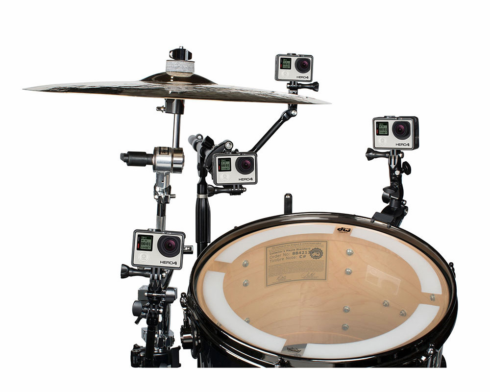 Крепление для музыкальных инструментов GoPro AMCLP-001