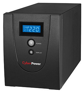 ИБП CyberPower VALUE1500ELCD интерактивный