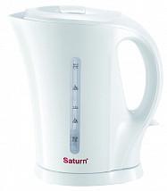 Электрический чайник Saturn ST-EK0002 белый