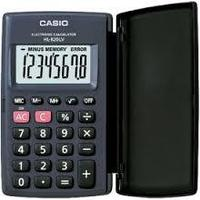 Калькулятор карманный CASIO HL-820LV-BK-S-GP