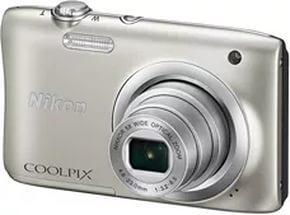 Фотоаппарат компактный Nikon COOLPIX A100 серебро