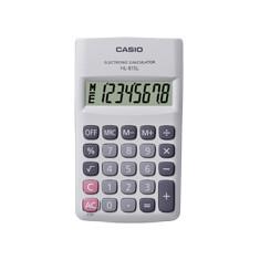 Калькулятор карманный CASIO HL-815L-WE-S-GH