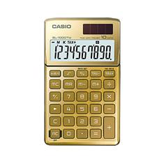 Калькулятор карманный CASIO SL-1000TW-GD-S-EH