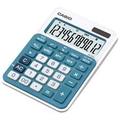 Калькулятор настольный CASIO MS-20NC-BU-S-EC