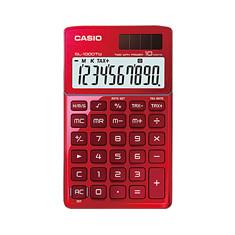 Калькулятор карманный CASIO SL-1000TW-RD-S-EH
