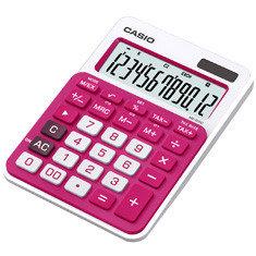 Калькулятор настольный CASIO MS-20NC-RD-S-EC