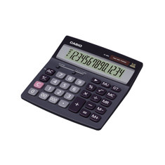 Калькулятор настольный CASIO D-40L-S-GH