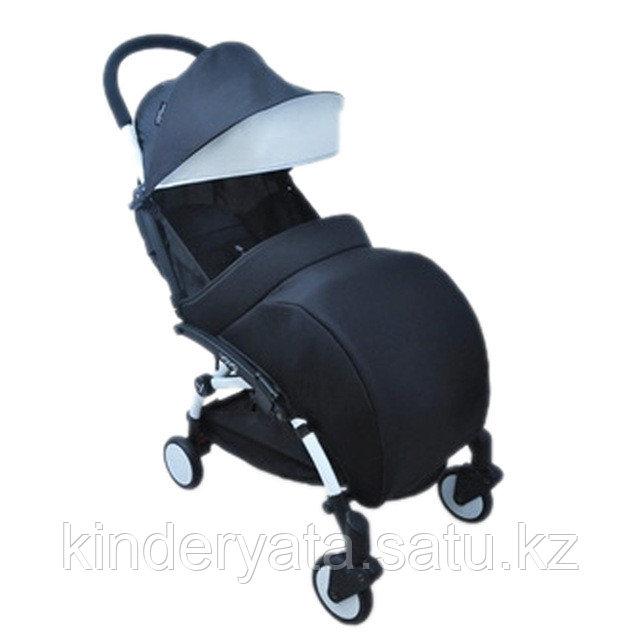 Детская прогулочная коляска Babytime с чехлом(цвета в ассортименте)