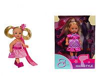 Кукла Еви супер-волосы, 12 см