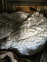 Канат: швартовый, синтетический (полипропиленовый), диа 80 мм, длина 220 метров