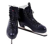 Фигурные коньки Teku черные размер 36
