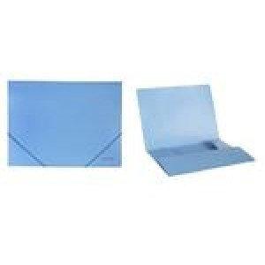 Папка пластиковая на резинке Berlingo формат А4 синяя