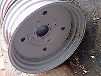 Колесо дисковое заднее С70-3107012 (14х38) МТЗ