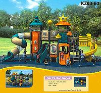 Детский пластиковый игровой комплекс