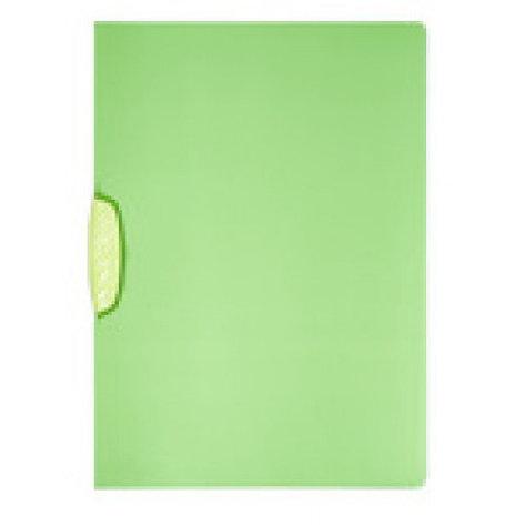 """Папка с боковым клипом Durable """"Swingclip Color"""" А4 зеленая, фото 2"""
