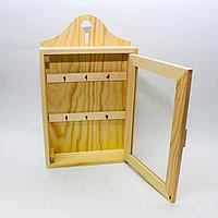 """Заготовка для декора """"Ключница"""", деревянная, 24*16 см"""