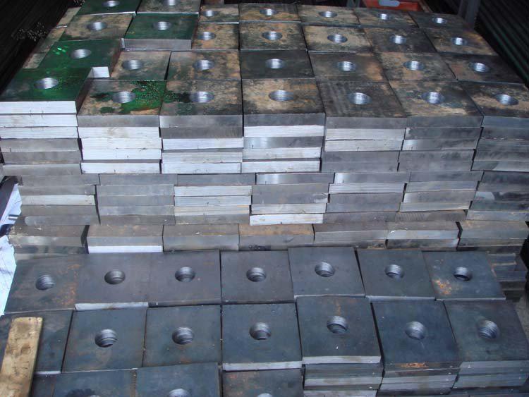 Закладные детали из металла для строительства