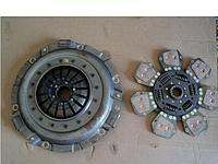 Сцепление лепестковое (корзина, диск, муфта) МТЗ-80, 82