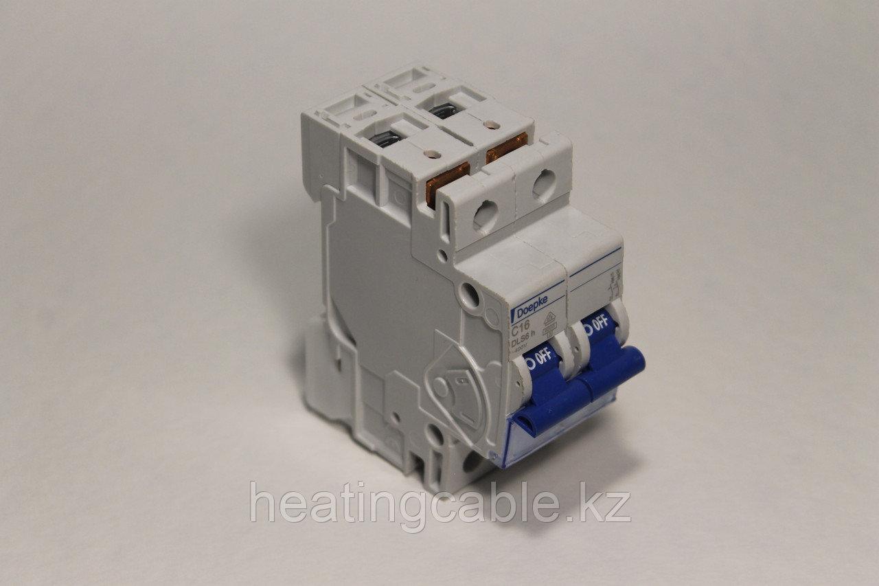 Автоматический выключатель Doepke C16A/2p/6ka