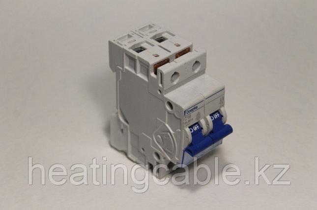 Автоматический выключатель Doepke C16A/2p/6ka, фото 2
